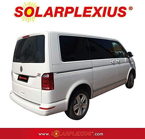 Solarplexius Sonnenschutz Autosonnenschutz Scheibentönung Sonnenschutzfolie Bus T6 Transporter Kurz L1 ab 15