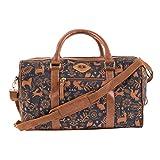 Chumbak Jungle Folk Weekend Duffel Bag - Printed Bag, Sports Bag, Travel Bag