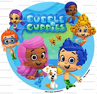 bubble guppies characters pictures