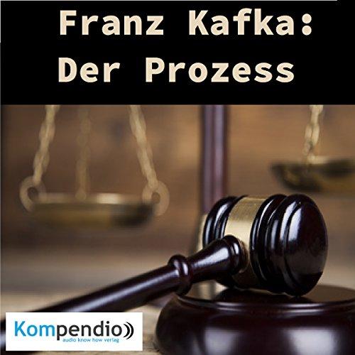 Der Prozess von Franz Kafka Titelbild