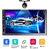 7-inch Android 6.0 Car Navigation Touch Screen/GPS/Bluetooth/Stereo/Subwoofer/1GB+16GB Vehicle Entertainment Multimedia/WiFi Connection/Dual Channel Audio Assistance