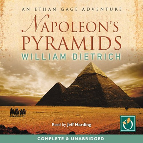 Napoleon's Pyramids audiobook cover art