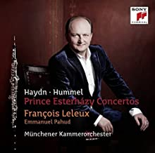 Haydn / Hummel: Prince Esterhazy Concertos