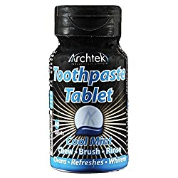 Archtek Toothpaste Tablet Mint on Amazon