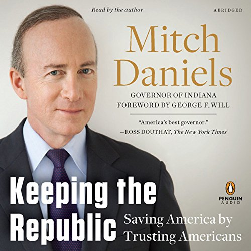 Keeping the Republic audiobook cover art