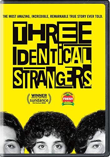 THREE IDENTICAL STRANGERS - THREE IDENTICAL STRANGERS (1 DVD)