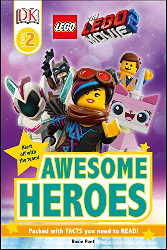THE LEGO® MOVIE 2 Awesome Heroes (DK Readers Level 2)