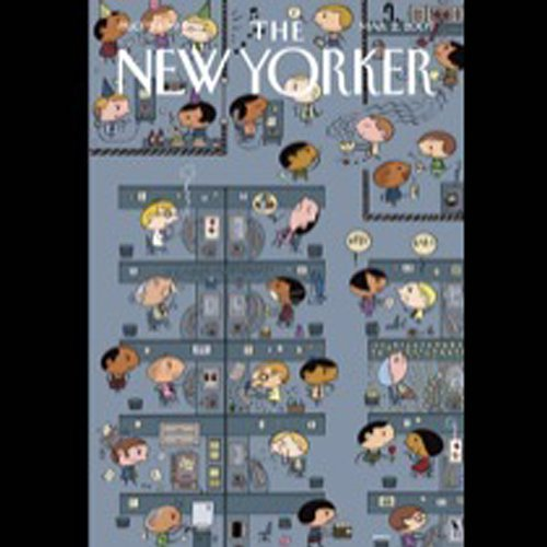 The New Yorker, March 2nd, 2009 (Ryan Lizza, A. M. Homes, Adam Gopnik) audiobook cover art