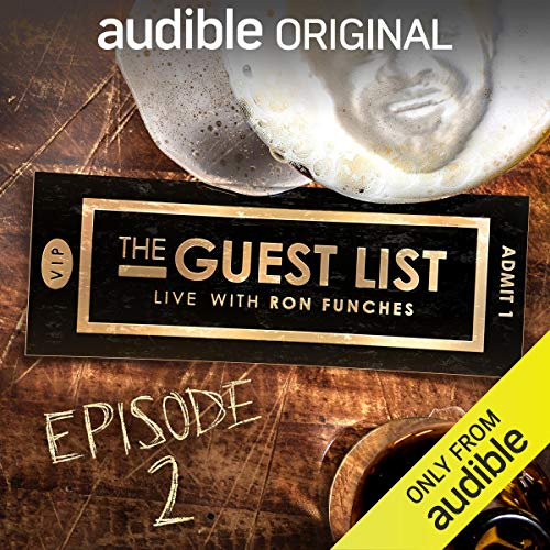 Ep. 2: Secret Agent (The Guest List) copertina