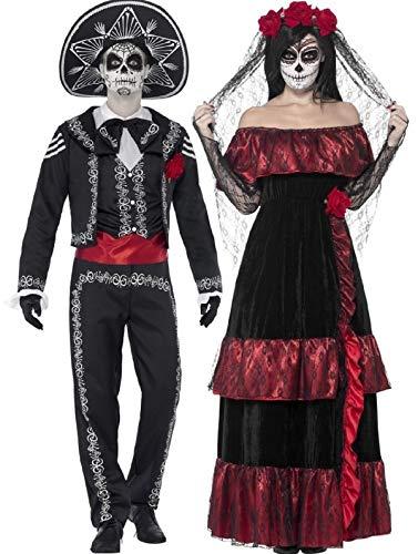 - Herren Skelett Kostüm Uk