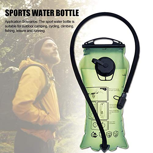 Fancylande Drinkzak voor sport, waterzak, waterdicht, voor reizen, fietsen, klimmen
