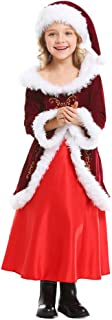 Best green mrs claus costume Reviews