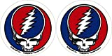 Grateful Dead - Pair of 2 1/2' Steal Your FACE - Sticker/Decal