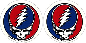 Grateful Dead - Pair of 2 1/2  Steal Your FACE - Sticker/Decal