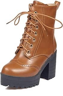 BalaMasa Womens ABS13966 Pu Boots