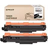 ZIPRINT 2 Tóner Compatible para Brother TN247 TN-247 Negro Toner para Brother HL-L3210CW L3230CDW L3270CDW MFC-L3710CW L3730CDN L3750CDW L3770CDW DCP-L3510CDW L3550CDW L3517CDW