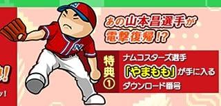 3DS プロ野球 ファミスタ クライマックス 封入特典 ナムコスターズ選手 やまもも ダウンロード番号