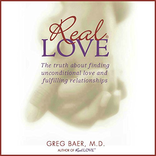 Real Love audiobook cover art