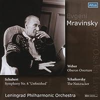ムラヴィンスキー&レニングラード・フィル ~ 大阪ライヴ 1977年 (Schubert : Symphony No.8 ''Unfinished'' | Weber : Oberon Overture | Tchaikovsky : The Nutcraker / Evgeni Mravinsky & Leningrad PO. ~ 1977 Osaka Live)