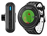 Garmin Approach S6 + Truswing - Pack Montre GPS de Golf + Capteur d'Analyse Swing -...