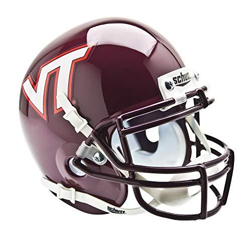 NCAA Virginia Tech Collectible Mini Football Helmet