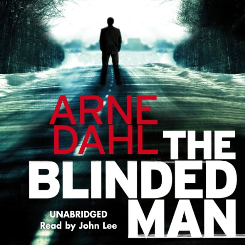 The Blinded Man audiobook cover art