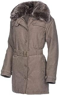 Practical fleece sweater made from 100/% polyester 235g deluxe Sherpa fleece Baleno Hamlington Warm Fleece Green Khaki