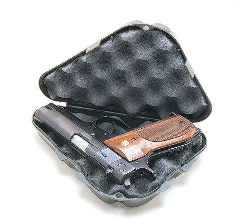 MTM Pocket Pistol Case (Black Pistol Rug Design)