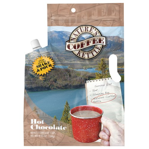Nature's Hot Chocolate Kettle