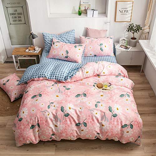WOGQX bedroom Duvet Sets Bedding,Household bedding quilt cover set super king size bedding-AA37_200 * 230