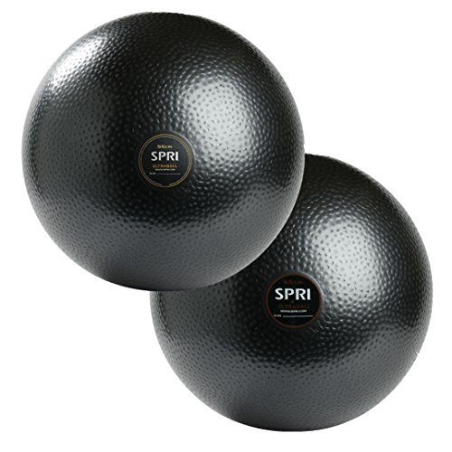SPRI UltraBall Exercise Stability Balance Ball, 65cm