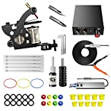 ITATOO Complete Tattoo Kit for Beginners Tattoo Power Supply Kit...