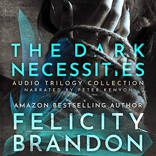 The Dark Necessities audiobook cover art