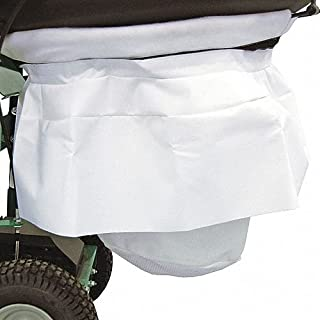 Debris Bag Dust Skirt, Use with QV Series