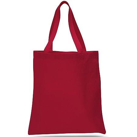 Big Reds M Canvas Bag