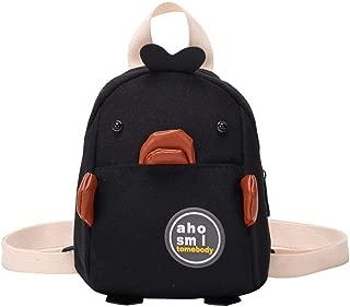 chinatera Toddler School Bag Kids Duck Backpack Toddler Snacks Bags Kindergarten Bag for Little Children (1-4 Years)