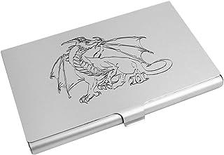 Azeeda 'Smiling Dragon' Business Card Holder / Credit Card Wallet (CH00011488)