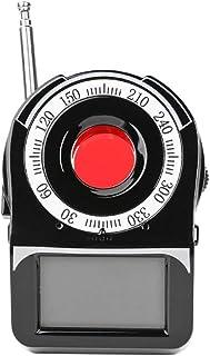 Anti Spy RF Detector Wireless Bug Detector, Signal for Hidden Camera Laser Lens GSM Listening Device Finder, Radar Radio S...