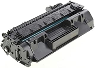 WORLDS OF CARTRIDGES Compatible Toner Cartridge Replacement for CF280A (80A) / CF280X (80X) (XL Black: 156% Higher Yield) for Use in Laserjet Pro 400 M401 / M425