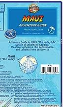 Maui Hawaii Adventure Guide Franko Maps Waterproof Map