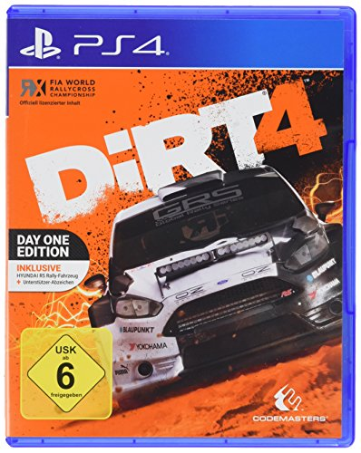 DiRT 4 Day One Edition - [PlayStation 4]