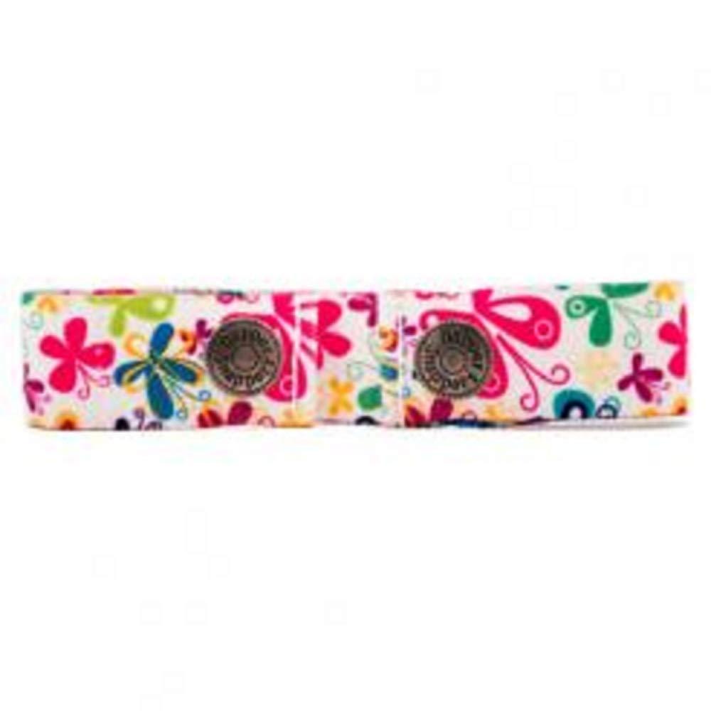 Dapper Snapper Baby & Toddler Adjustable Belt (Butterflies)
