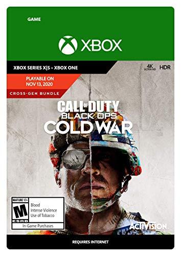 Call of Duty: Black Ops Cold War - Cross-Gen Bundle - Xbox Series X [Digital Code]