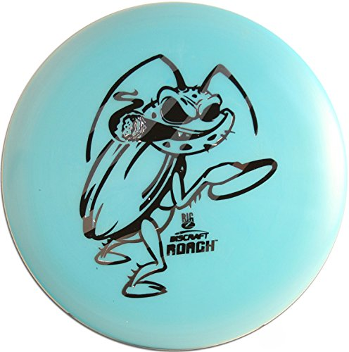 Discraft Big Z Collection Roach Putt and Approach Golf Disc [Colors May Vary]