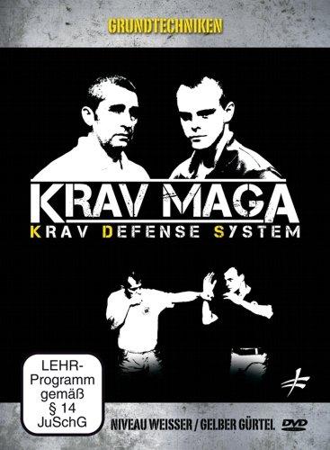 Krav Maga Defense System Grundtechniken Niveau: Weißer/Gelber Gürtel