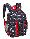 Outdoor Products Unisex-Erwachsene Jackalope Tagesrucksack, Fox & Pine – Graphit, One Size