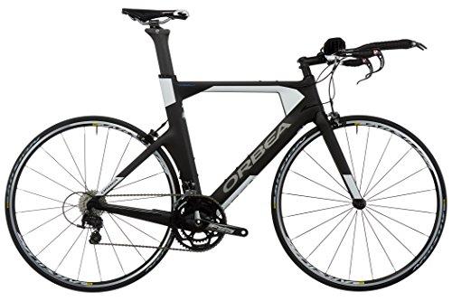 Orbea Ordu M35–Bicicleta de triatlón–blanco/negro 2016montaña triatlón, color negro, tamaño L (55.9 cm)