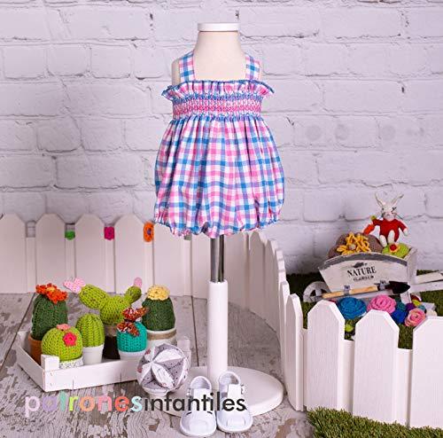 Revista Patrones Infantiles nº 13. Especial bebé. Patrones de costura infantil. 30 modelos de patrones para bebé, con tutoriales paso a paso en vídeo (Youtube).
