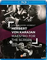 Herbert Von Karajan - Maestro for the Screen [Blu-ray]