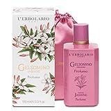 L'Erbolario 066.139indio jazmín Perfume de edición limitada con bolsa de algodón
